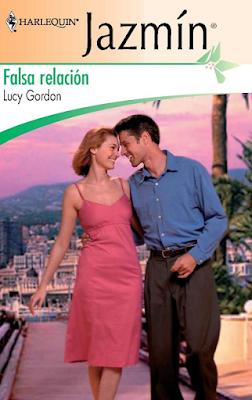 Lucy Gordon - Falsa Relación