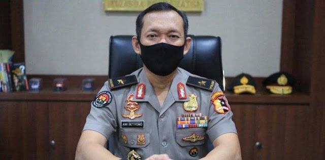 Penjelasan Polisi, Acara KAMI Di Surabaya Tak Dapat Izin Dari Satgas Covid-19