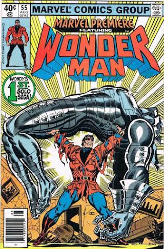 Marvel Premiere #55, Wonder Man