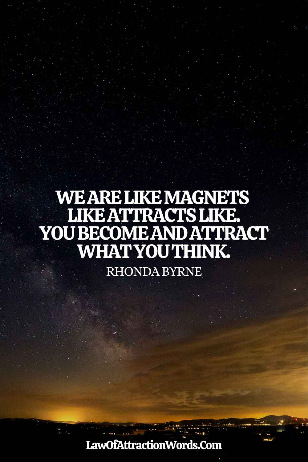 Best Law Of Attraction Quotes Money