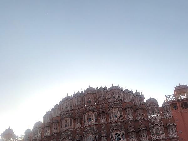 India Trip: Tentang Jaipur Yang Elok, tapi...