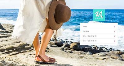 sandalias menorquinas de piel baratas
