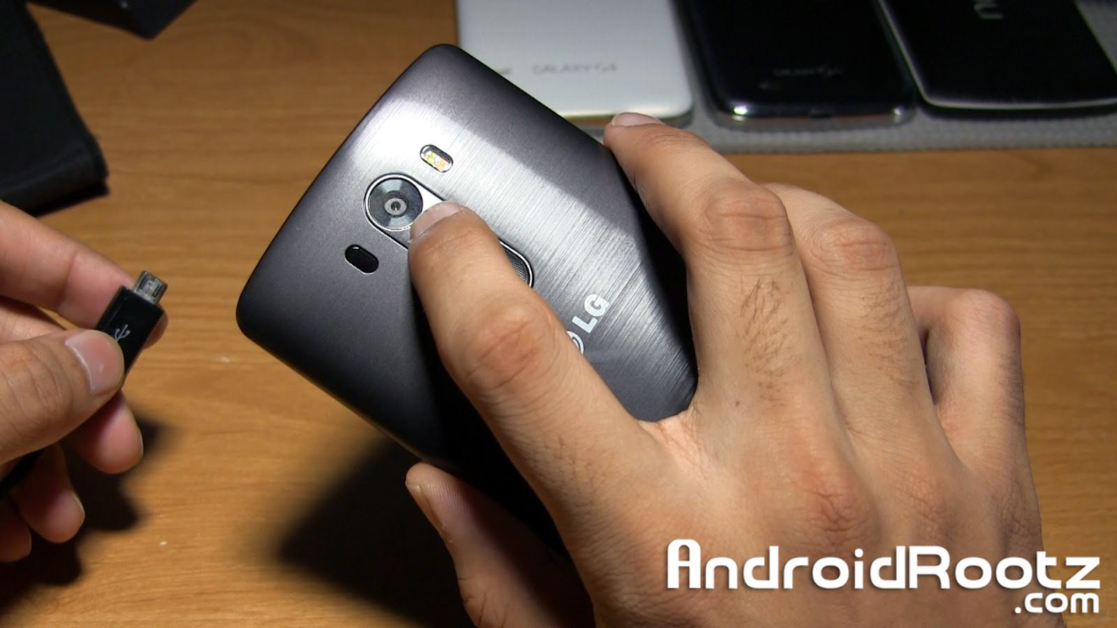 How to Enter into Download Mode on LG G3! ~ AndroidRootz com