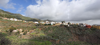 The village of Valsequillo