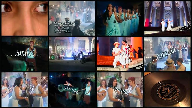 Orquesta Anacaona - ¨Después que sufras¨ - Videoclip - Director: Jorge Aguirre. Portal Del Vídeo Clip Cubano. Música cubana. Son. CUBA.