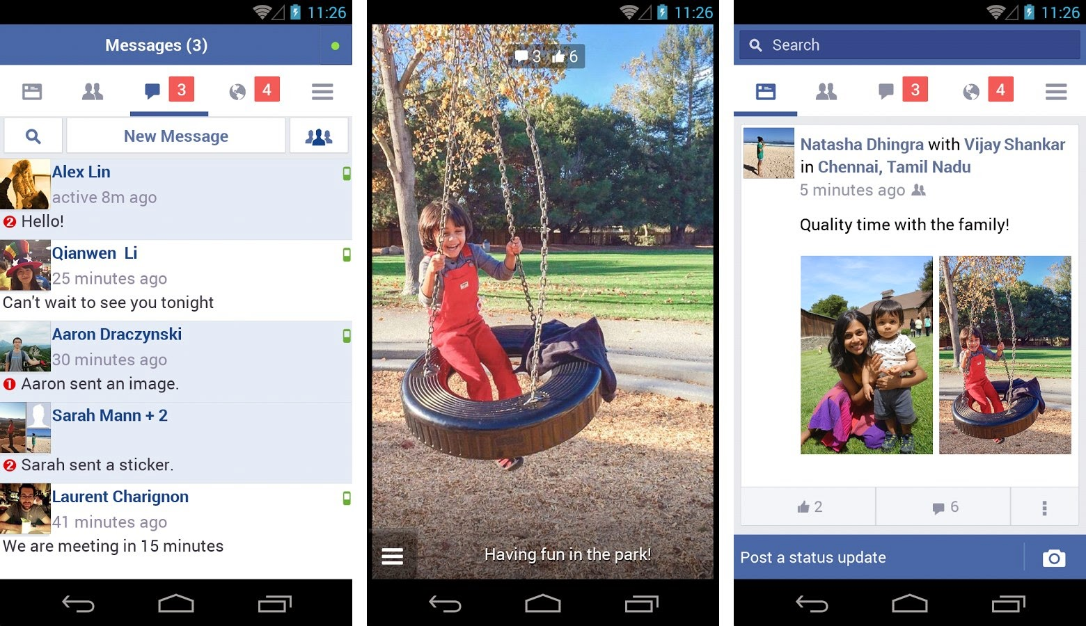 Facebook Apk New Version Free Download