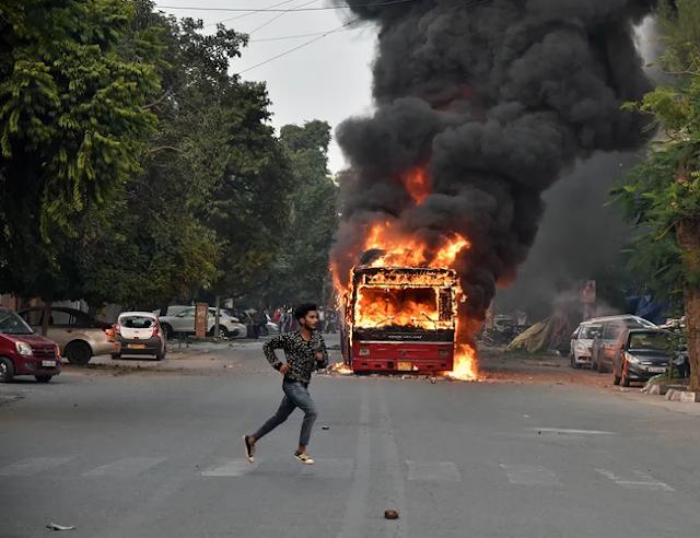 Supreme Court,PROTEST IN JAMIA OVER CAB,DELHI POLICE VIOLENCE,Jamia Millia violence