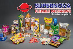 Lowongan Kerja PT Supernova Flexible Packaging Juli 2018