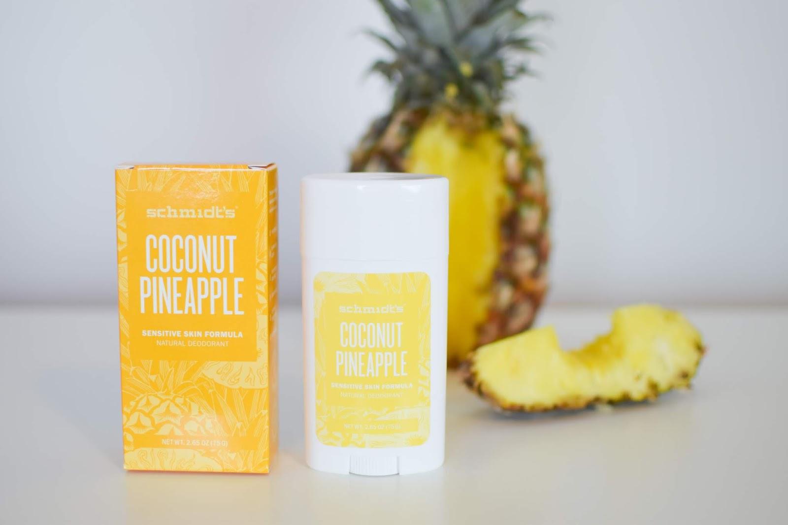Dezodorant ananás kokos Schmidts Notino