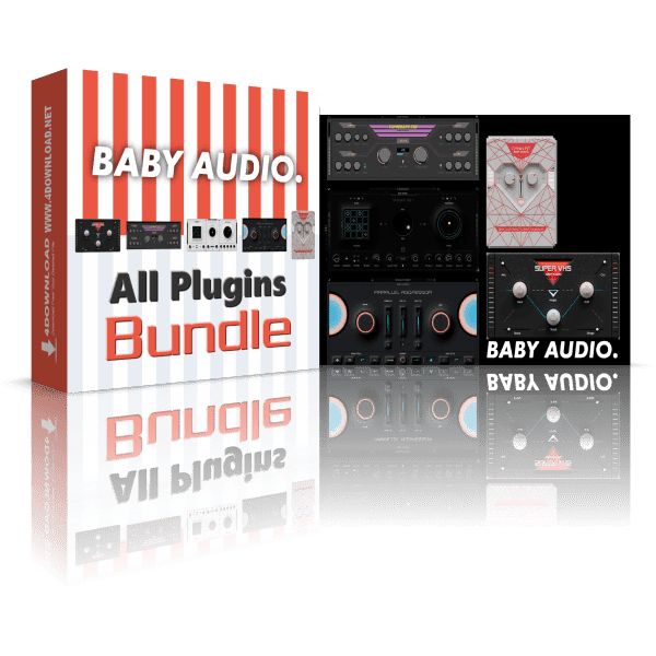 Baby Audio All Plugins Bundle 2021.4 Full version