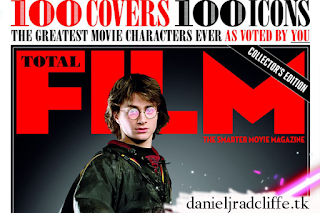Total Film magazine: 100 greatest movie characters ever