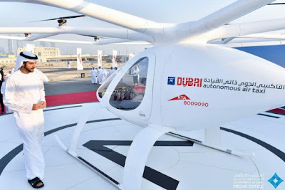 volocopter dubai test