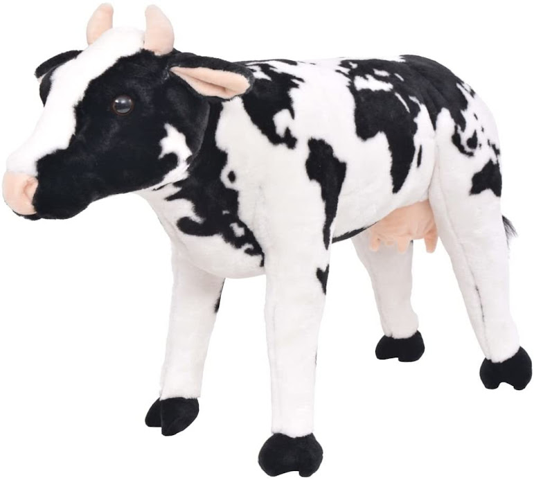 Vaca - peluche - gigante - vacaslechera.net