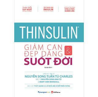 Thinsulin - Giảm Cân Và Đẹp Dáng Suốt Đời (Tái Bản Lần 4-2020) ebook PDF-EPUB-AWZ3-PRC-MOBI