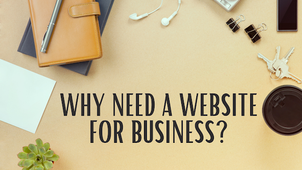 Why should make a website for you business? - Tooprofit