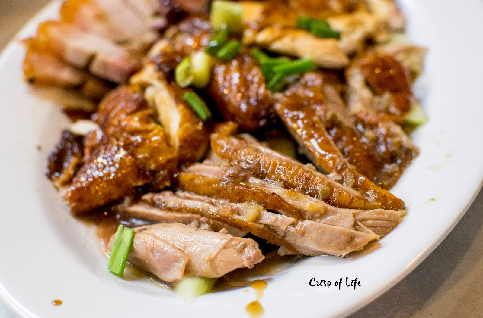 Kim Poh Roasted Chicken Duck Rice Golden Triangle