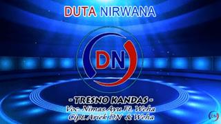Lirik Lagu Tresno Kandas (Dan Artinya) - Nimas Ayu Ft Weha