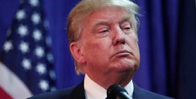Complot contra Donald Trump