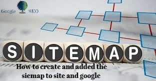 how to create sitemap