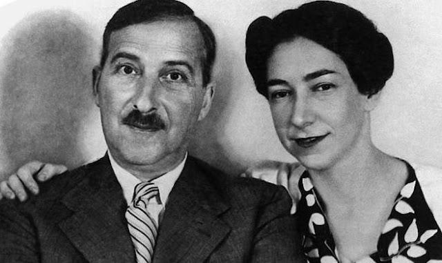 El suicidio del matrimonio Zweig, reverso del suicidio de Hitler y Eva Braun