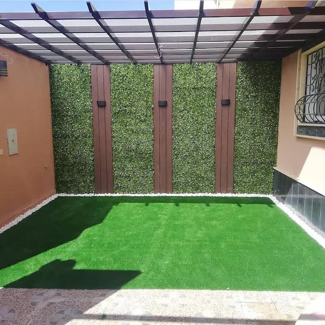 شركة تنسيق حدائق منزلية في حريملاء