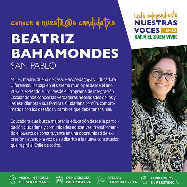 Beatriz Bahamondes