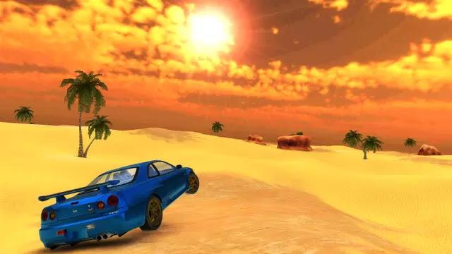 Skyline Drift Simulator Apk