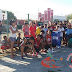 Jaguarari: Escolinha de Atletismo Flamengo recebe visita de gestor da Confederação Brasileira de Atletismo
