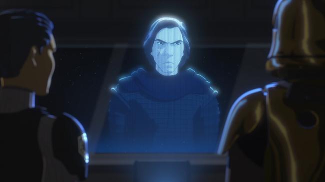 Trailer de la segunda temporada de Star Wars Resistencia