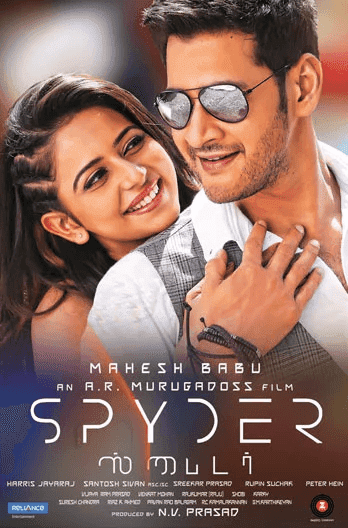 spyder movie in hindi dubbed download