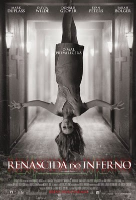 Renascida do Inferno - filme