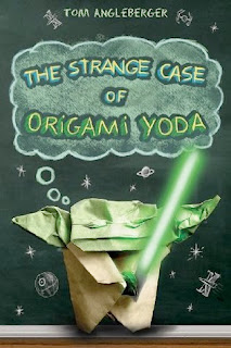 bookcover of STRANGE CASE OF ORIGAMI YODA (Origami Yoda #1) by Tom Angleberger