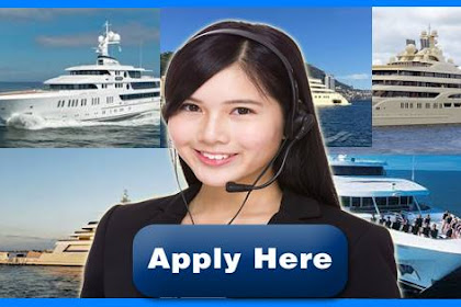 Recruit Deckhand For YACHT Ship