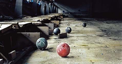 abandoned bowling alley ohio