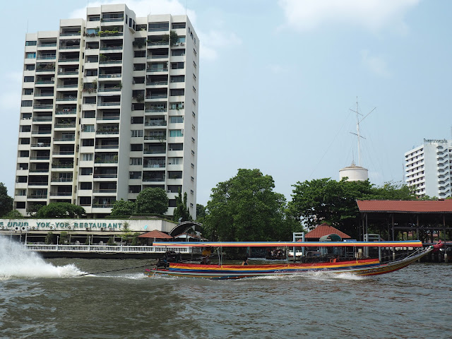 Бангкок, река Чао Прайя (Bangkok, Chao Phraya river)