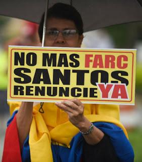 Colômbia: o cavalo de Tróia do 'acordo de paz' com as FARC