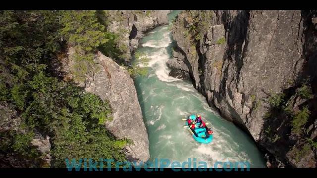 Anchorage Alaska River Rafting