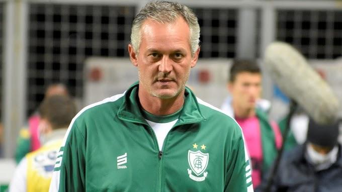 Técnico Lisca pede demissão do América Mineiro