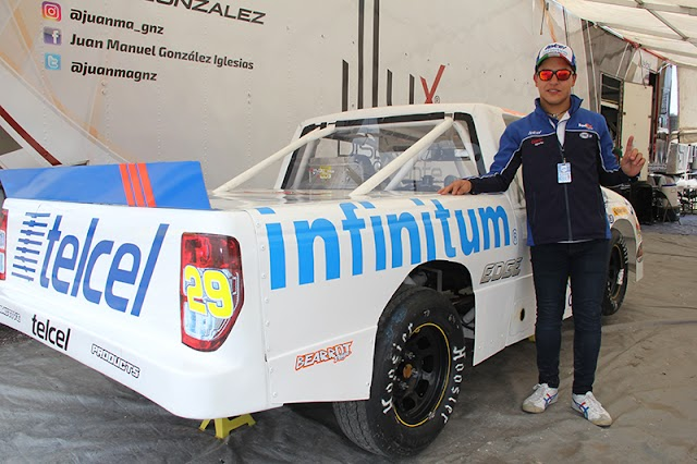Ariel Servicio Premium se une al equipo de Jorge de la Parra de Mikel's Trucks