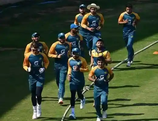 Corona-free cricketers want to improve their skills