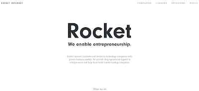 """Deutschlands """"Web-Einhörner"""": Rocket Internet"""