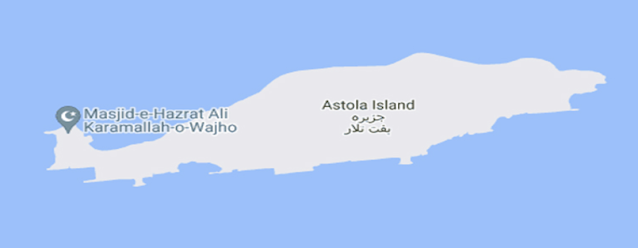 Which of these is the largest offshore island of Pakistan?