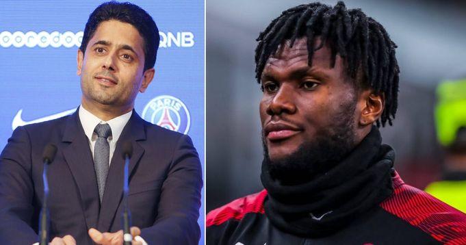 PSG set to match AC Milan's Franck Kessie's wage demands