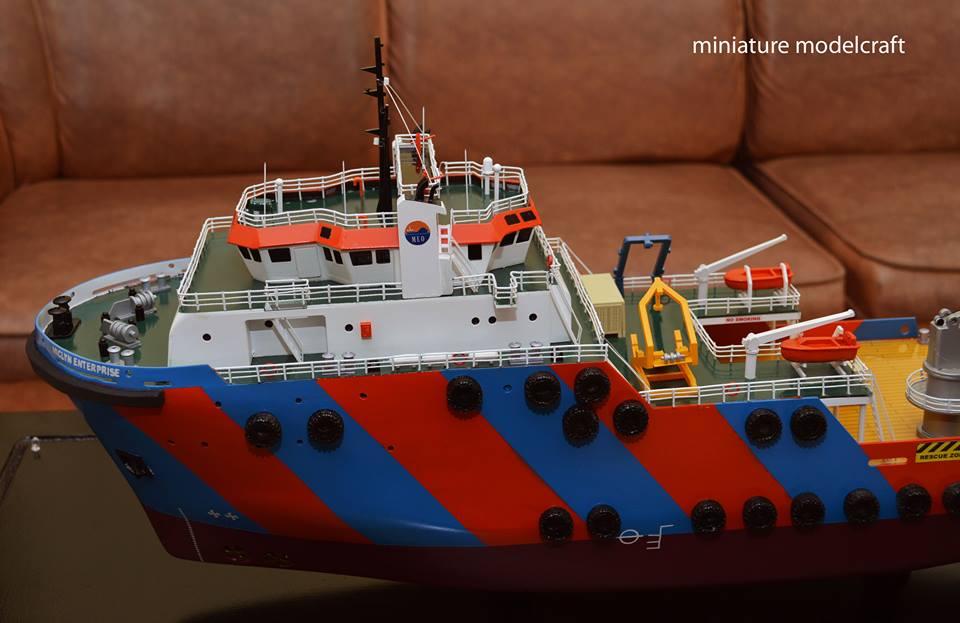 produsen miniatur kapal miclyn enterprise meo group singapore rumpun artwork planet kapal