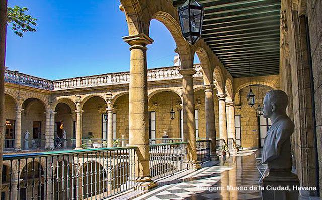Museu da Cidade de Havana, Cuba