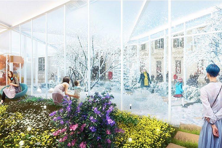 corsi garden design
