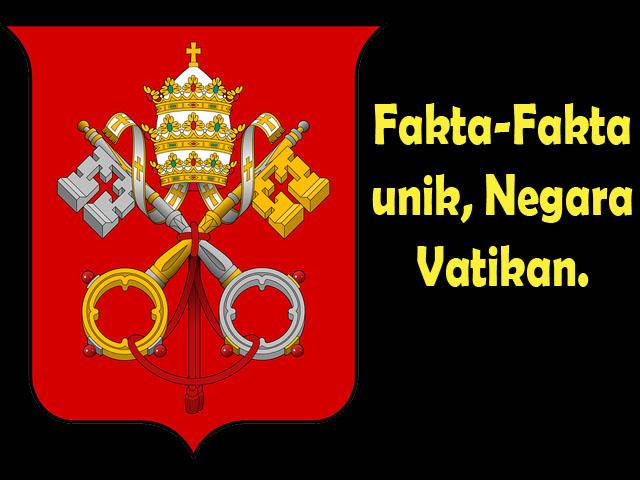 vatikan roma italia, lambang negara vatikan