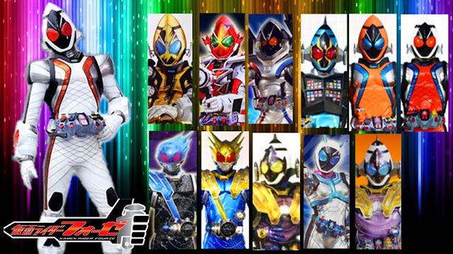 Download Kamen Rider Fourze Sub Indo