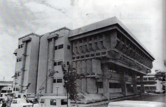 Gedung BKKBN di Jalan MT Haryono, Jakarta, 1978