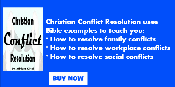 How to resolve conflicts book